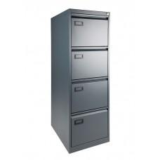 Dossierladenkast 4 laden geschikt voor A4 en folio hangmappen