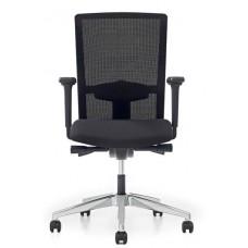 Bureaustoel Se7en Prosedia by Interstuhl met netbespanning Zwart Arbo EN1335.  MEEST VERKOCHTE BUREAUSTOEL