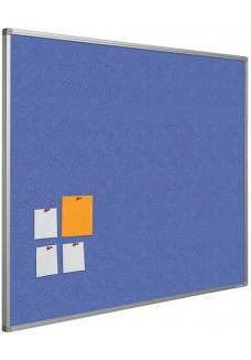 Prikboard bulletin 60 x 90 blauw