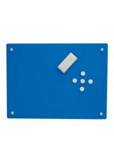 Glasboard glass2 blauw