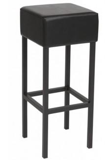 Cube Barkruk Zwart Zwart VDB Kantoortotaal