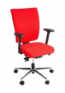 Professionele  ergonomische bureaustoel  Ergo NPR 1813|VDB Kantoortotaal Rood