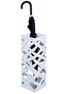 Paraplubak Forest metaal gelakt Wit|VDB Kantoortotaal