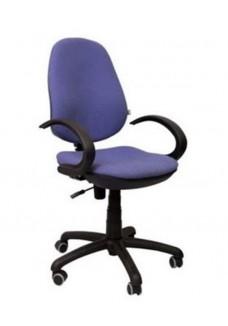 Bureaustoel Polo P met vaste armleggers in diverse kleuren|VDB Kantoortotaal