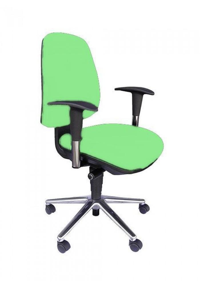 Sitland Ergo-Line Bureaustoel Mint groen VDB Kantoortotaal