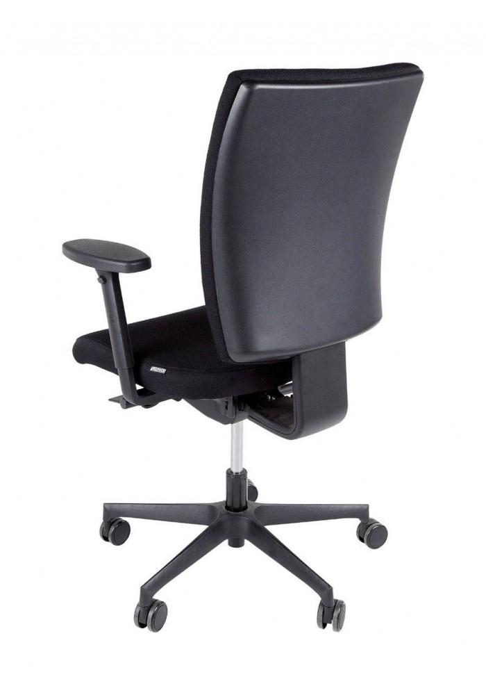 Professionele bureaustoel Zwart Ergo NPR 1813|VDB Kantoortotaal