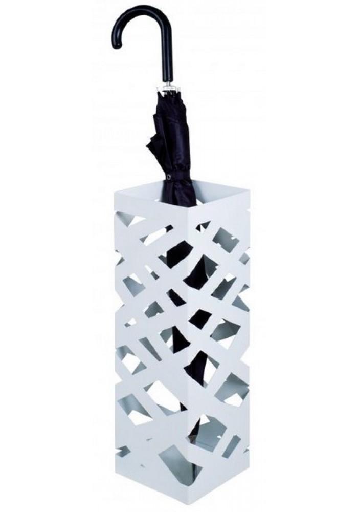 Paraplubak Forest Wit gelakt.|VDB Kantoortotaal