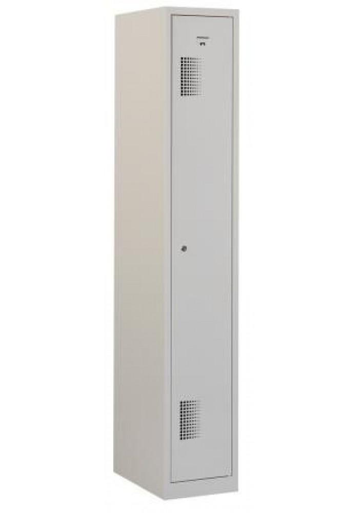 Garderobekast 1 deur grijs