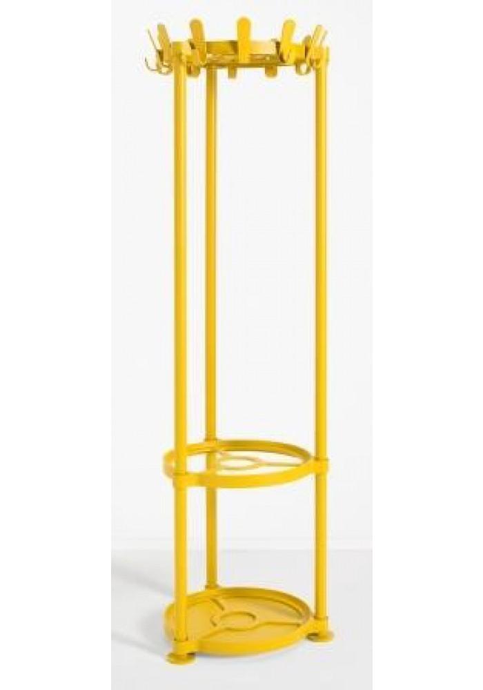 Kapstok Krok Round geel