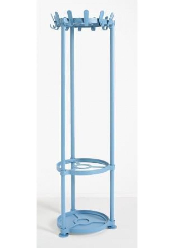 Kapstok krok round lichtblauw