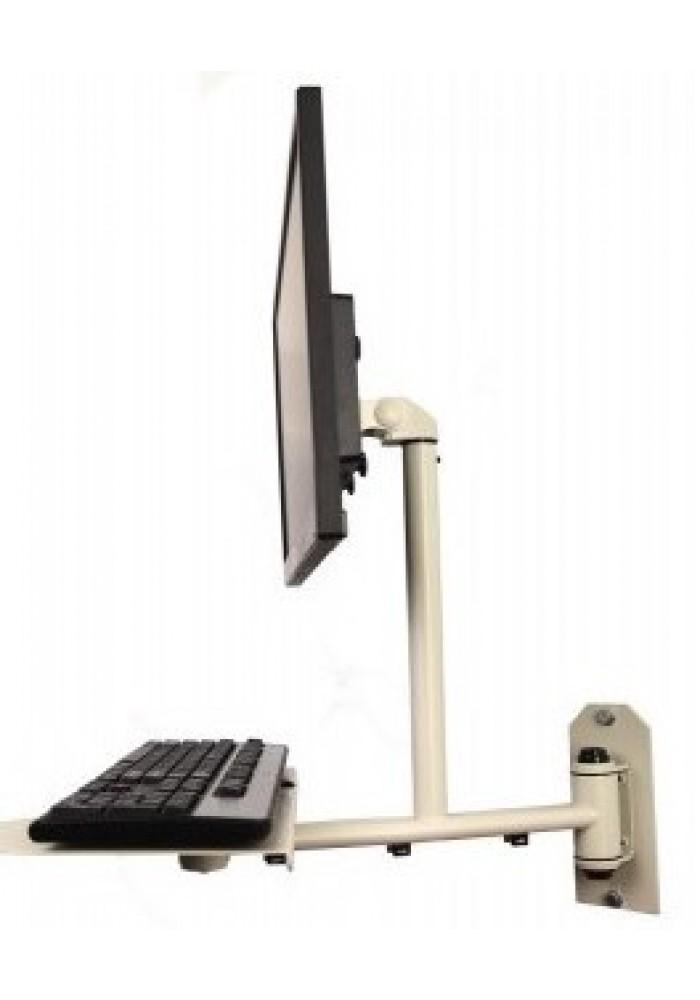 Monitorarm incl. toetsenbord