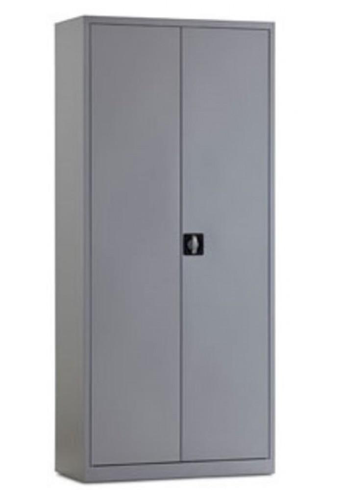 Draaideurkast 180 cm aluminium