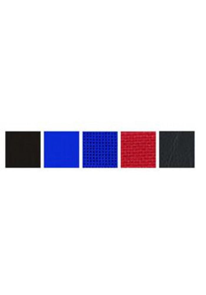 kleurstaal bureaustoel polo p