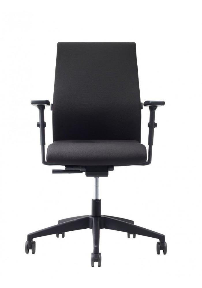 Bureaustoel Prosedia by Interstuhl model Forty7 Zwart|VDB Kantoortotaal