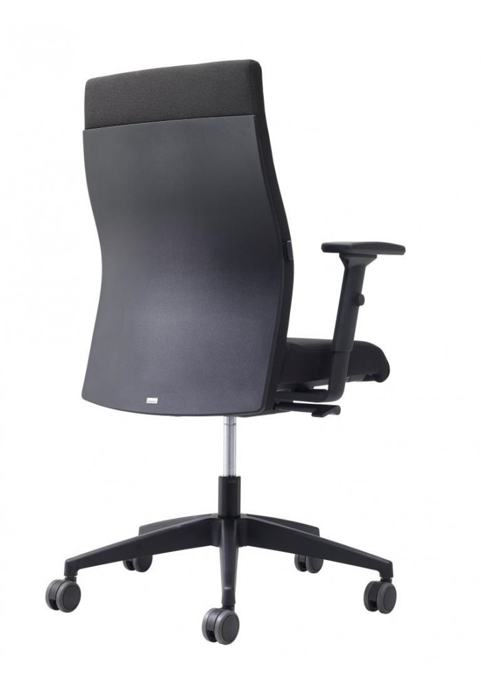Bureaustoel Prosedia by Interstuhl model Forty7 Zwart VDB Kantoortotaal