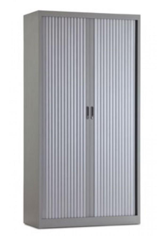 roldeurkasten 195 -100 cm aluminium