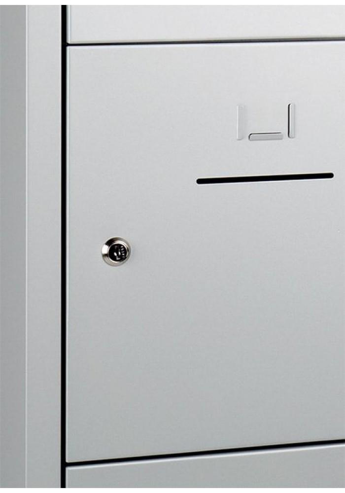 Lockerkast SHC 10 deurs lockers alu|VDB Kantoortotaal