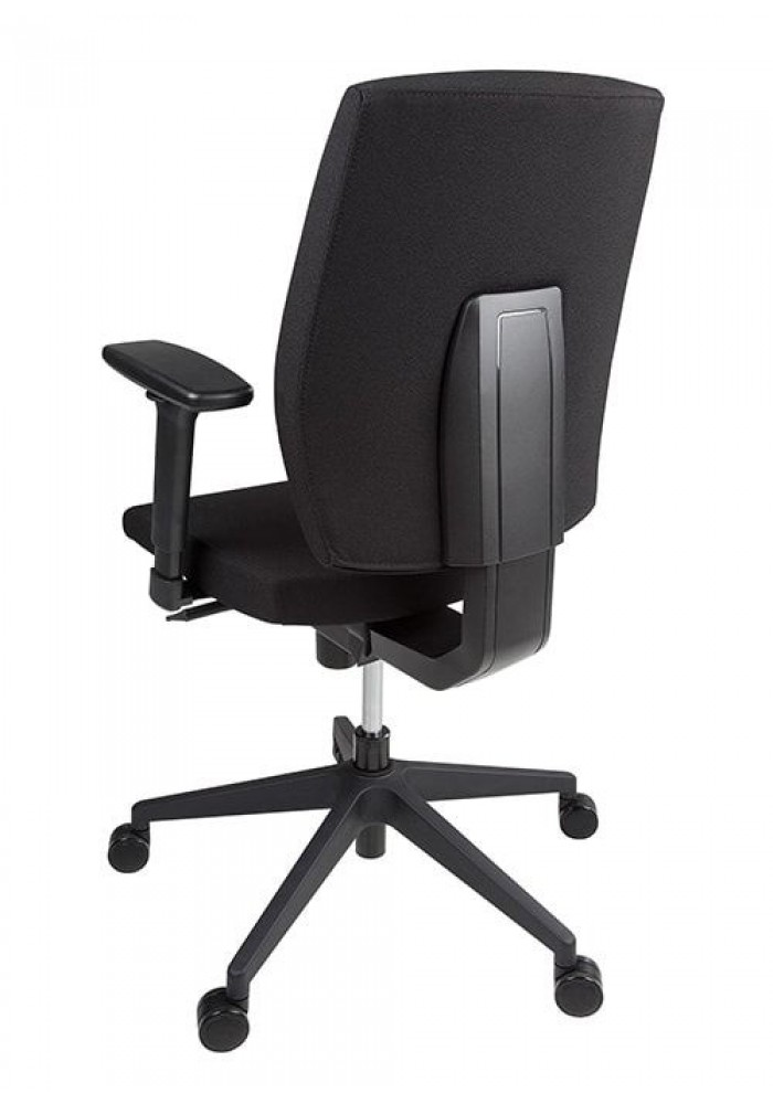 Bureaustoel T2 Basic zwart|VDB Kantoortotaal