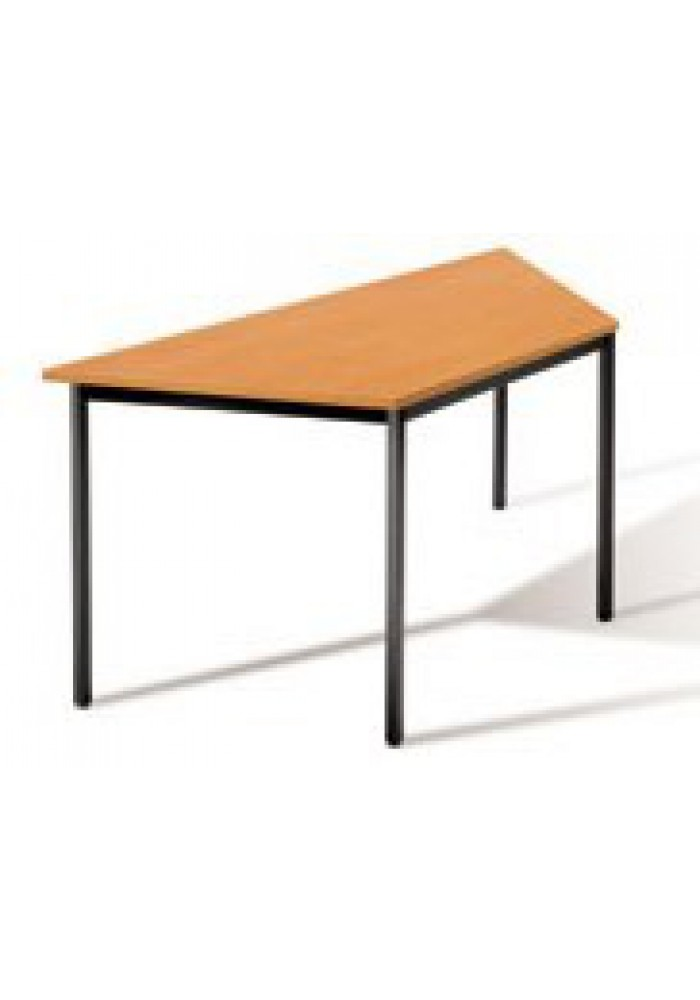 Trapeziumtafel 160 x 80