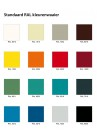 kleuren waaier|VDB Kantoortotaal