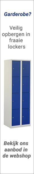 Garderobe lockers